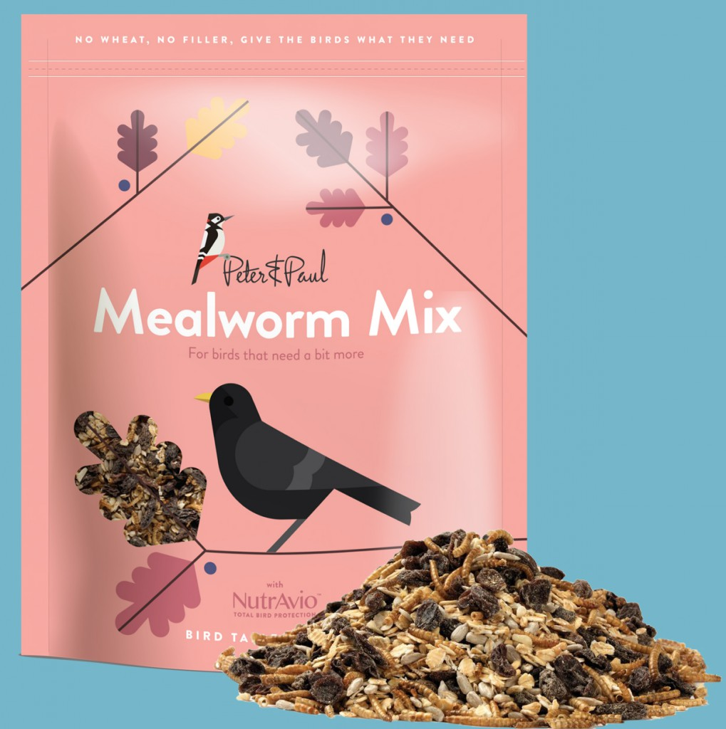 Mealworm Mix
