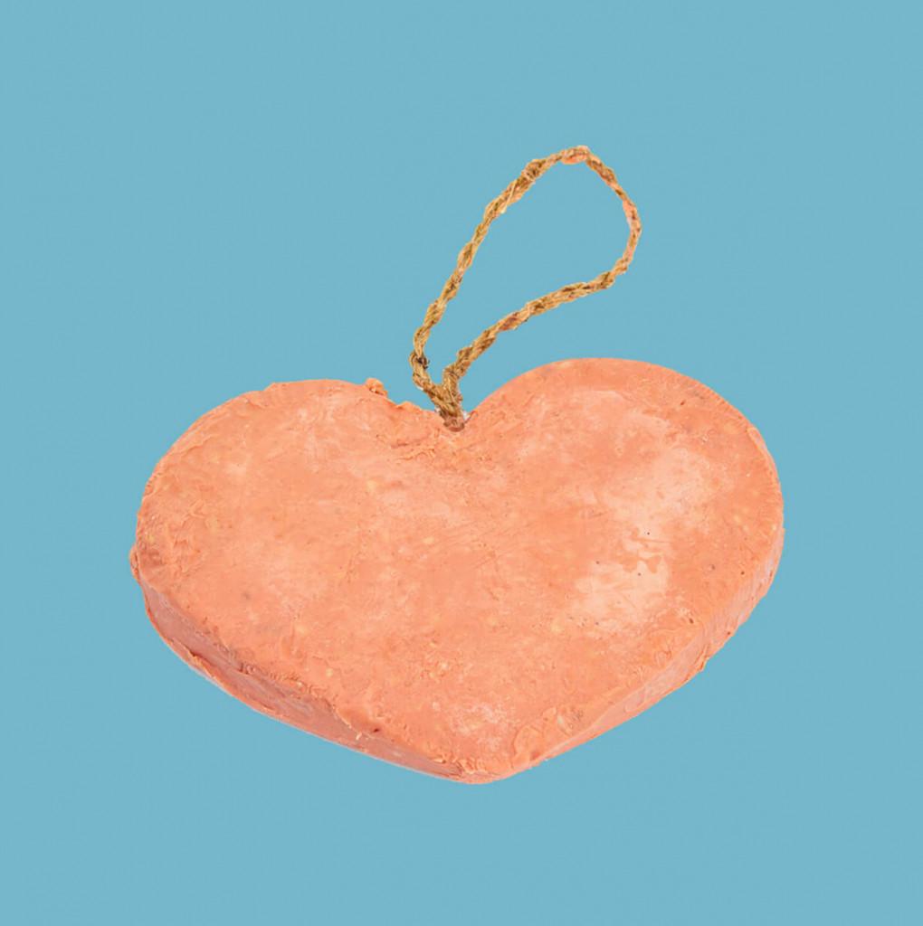 Berry Suet Heart